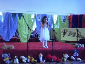 Johanna Maidlas 4-aastane