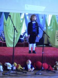 Kaarl Patrik Kraavi 5-aastane