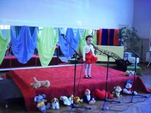 Meeri helmi Jantson 3-aastane