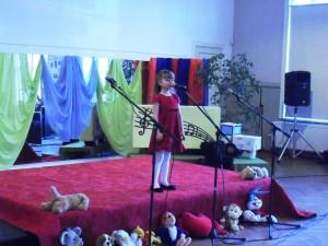 Meri Emilie Bräutigam 6- aastane
