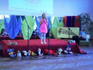 Ramona Pajusaar 7-aastane